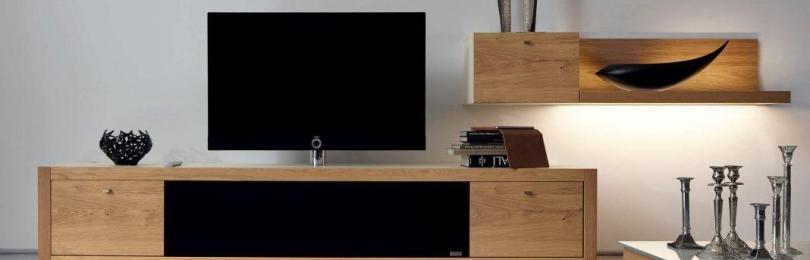 Подвесная полка под телевизор