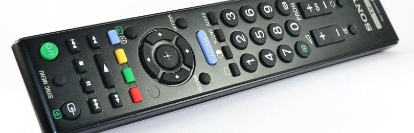 Как настроить коды на универсальном пульте для телевизора