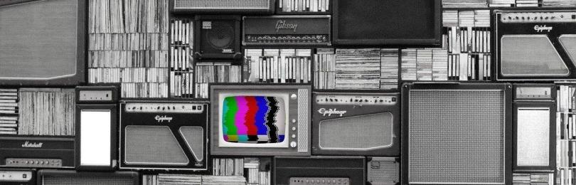 Полосы на телевизоре