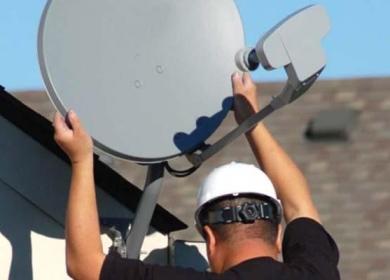 Как установить и настроить спутниковую антенну Триколор ТВ самостоятельно