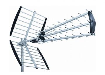 ТВ-антенна дальнего приема для дачи