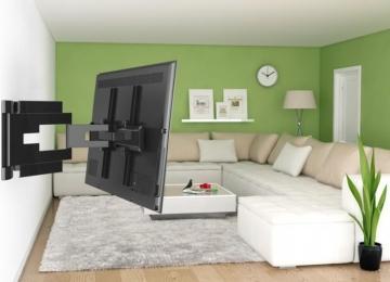 Крепеж для телевизора на стену