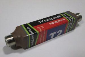 Антенный усилитель для телевизора