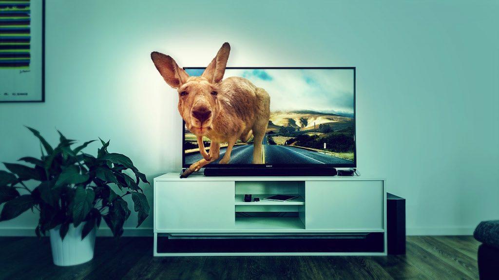 Смарт ТВ с функциями 3D и 4K