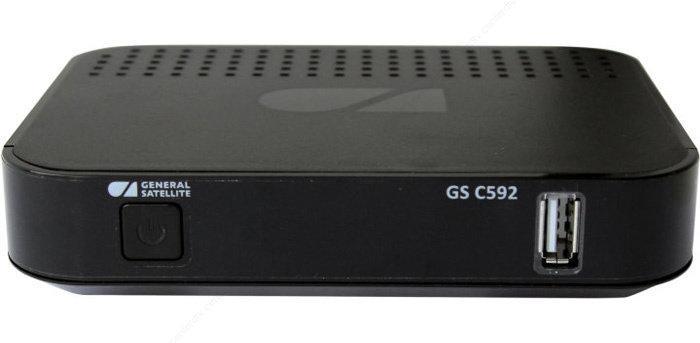 """Успей купить IP ресивер """"Триколор ТВ"""" GS C592 (для второго ТВ) по цене 3 300 руб. в Единый центр цифрового телевидения"""